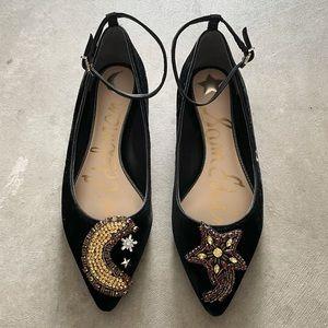Sam Edelman Rexley Embellished Mary Jane Flats